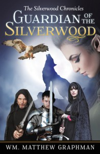 Guardian of the Silverwood Book Cover
