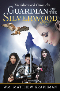 Softcover Guardian of the Silverwood Book