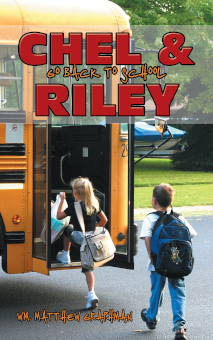 Chel & Riley Go Back To School