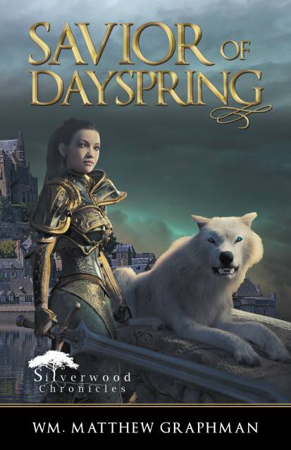 Book Launch, Savior of Dayspring