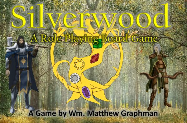Silverwood the Board Game
