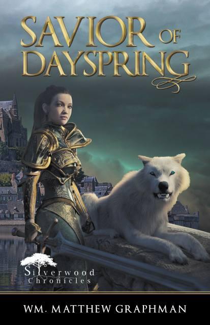 Book Launch, Savior of Dayspring