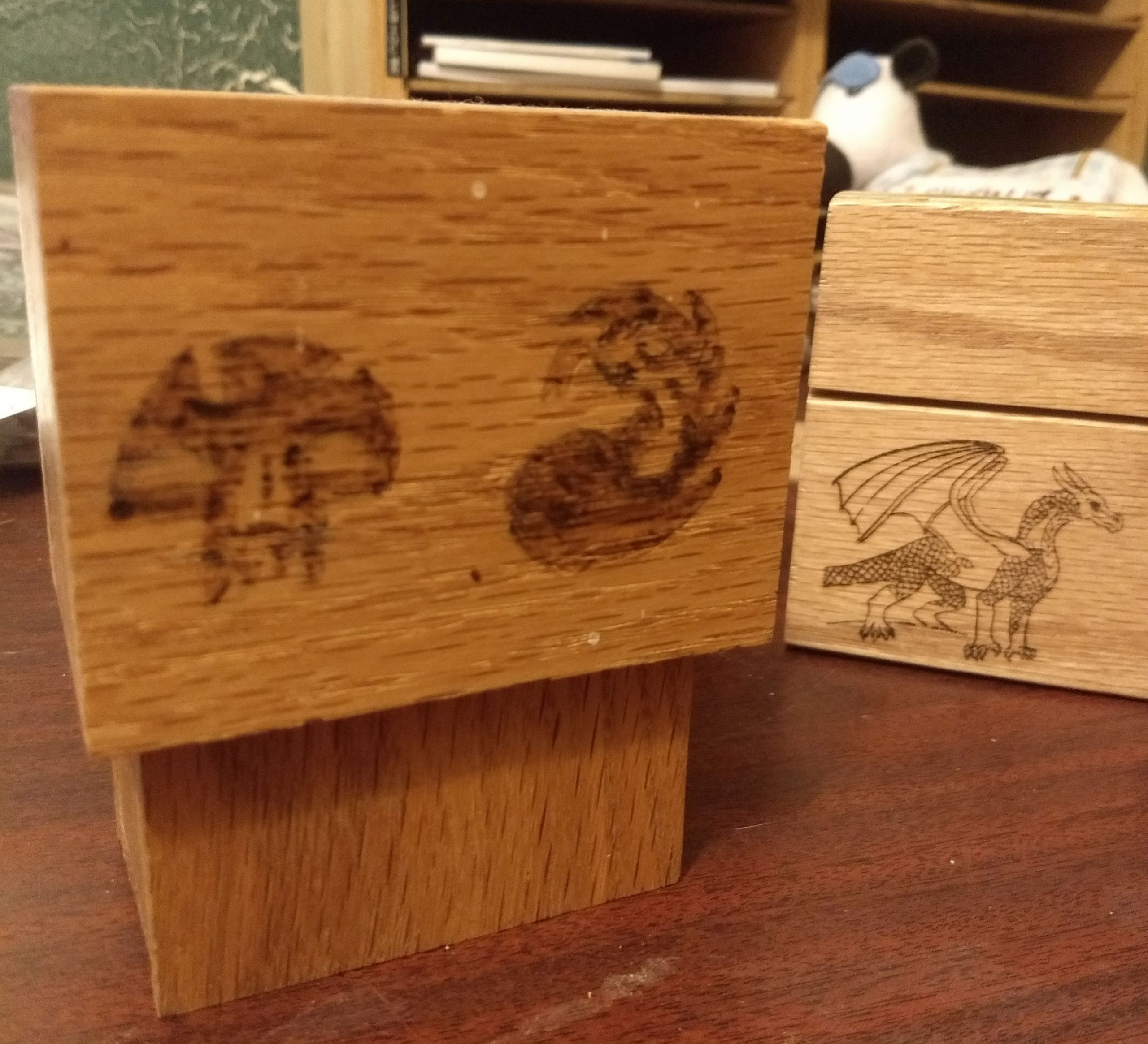 Capper Deckbox