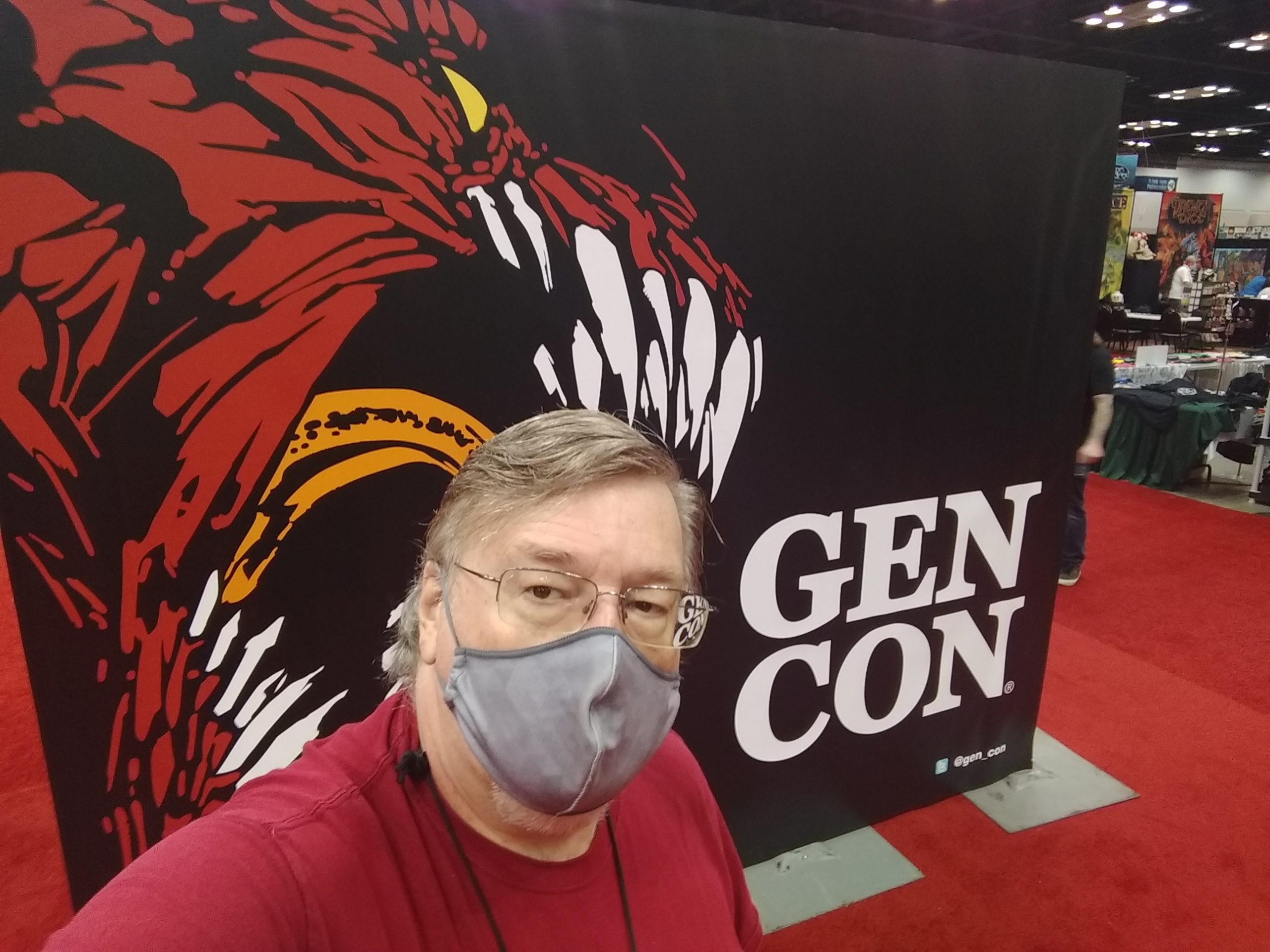 GenCon 2021, Day 3